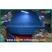 Wholesale 8m Oxford Cloth Mobile Planetarium , Projection Schools Inflatable Dome Tent from china suppliers
