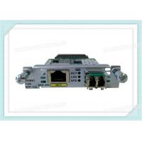 Wholesale Cisco Gigabit Ethernet High-Speed WAN Interface Cards EHWIC-1GE-SFP-CU from china suppliers