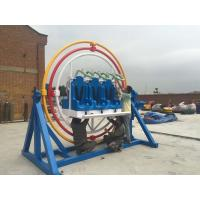 Wholesale Adults 360 Degree Human Gyroscope Ride 6 Seats With Led And Music Function from china suppliers