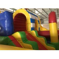 Quality Customized Boonie Bears Inflatable Jumping Castle Water Proof Fire Retardant for sale