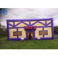Buy cheap customized outdoor giant inflatable irish pub inflatable bar tent for party from wholesalers