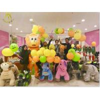 China Hansel commercial playground kids indoor amusement park equipment kiddie rides coin operated machine on sale
