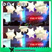 Wholesale 1M Wedding Decoration Inflatable Star White Star For Event Hanging Decoration from china suppliers