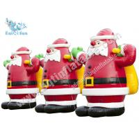 Wholesale Inflatable santa christmas,Inflatable Christmas decoration, Inflatable holiday model from china suppliers