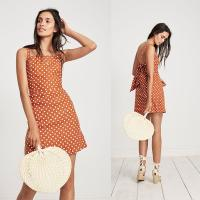 Wholesale Women Summer Dress Beach Mini Bohemian Clothing from china suppliers