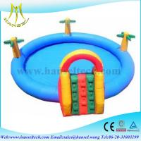 Wholesale Hansel Giant Inflatable Water Pool With Lower Price from china suppliers