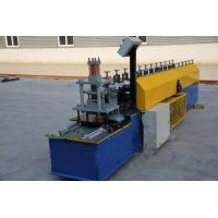 Wholesale Industrial Steel Roller Shutter Forming Machine For 0.3 - 0.8mm Thickness Sheet from china suppliers