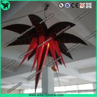 LED Light Inflatable Flower ,Ocean Event Decoration Inflatable Customized