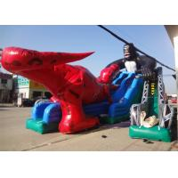 Wholesale Big Dianosaur And King Kong Commercial Inflatable Water Slide For Amusement Park from china suppliers
