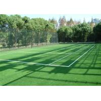 Wholesale Thick Soft Tennis Artificial Grass 13mm Pile Waterproof No Weather Limited from china suppliers