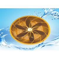 Waterproof Electric Air Blower , Electric Blower Fan Overheat Protection Measures