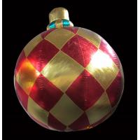 Wholesale Shinny Golden Inflatable Light Ball from china suppliers