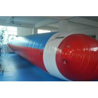 Wholesale High Strength Inflatable Floating Water Park Blob Water Jump Pool Blow Up Toys from china suppliers