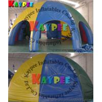 Wholesale PVC Spider tent,inflatable dome,high quality Marquee,outdoor indoor tent KCT001 from china suppliers