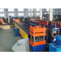 Wholesale Galvanized Steel Highway Guardrail Roll Forming Machine With Easy Operation from china suppliers