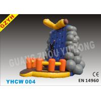 Wholesale Amusement Park Playground Inflatable Climbing Wall YHCW 004 for Kids from china suppliers