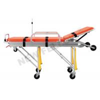 Wholesale Foldable Lightweight Basic Emergency Ambulance Stretcher Cot for hospital from china suppliers