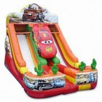 Wholesale Inflatable Slide/Car Slide with 3 Years Warranty and CE/UL/GS Marks from china suppliers