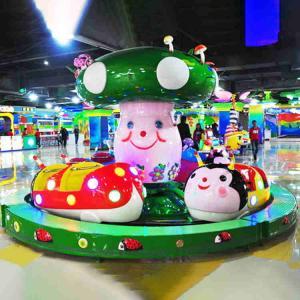 Indoor Amusement Park Rides Ladybug Paradise Ride CE ISO Certification