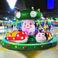 Quality Indoor Amusement Park Rides Ladybug Paradise Ride CE ISO Certification for sale
