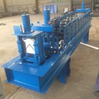 Buy cheap L Type Roll Forming Machine For Exterior Walls / Ceilings 8 Rollers Rows from wholesalers