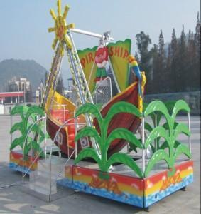Wholesale Kids Amusement Rides Mini Pirate Ship Amusement Park Pirate Ship (FL---13A) from china suppliers