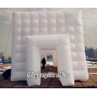 Wholesale Customized 13m Advertising Inflatable Cube Tent for Party and Wedding from china suppliers
