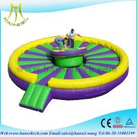 Wholesale Hansel high quality indoor inflatable sport games inflatable balance game from china suppliers