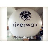 Wholesale Customized Printing Pvc Inflatable Helium Balloon for Outdoor Logo Display from china suppliers