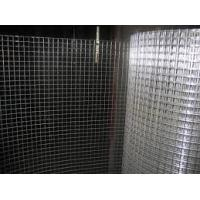 China Hot Dipped Galvanized Welded Wire Screen 12.7mm Double Zinc Coating For Maximum Rust on sale