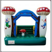 China Mashroom Commercial Inflatable Toddler Bounce House Inflatable Bounce Houses for Sale on sale