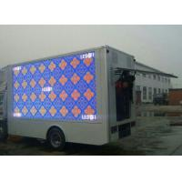 Bus / Truck Custom LED Screens PH10 Outdoor LED Video Display RoHS Certification