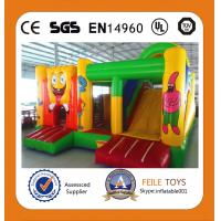 Wholesale 2014 hot sell inflatable  bouncy castle direct sale from  Manufacture  FL Toys from china suppliers