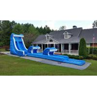 Wholesale Georgia Wave Blast Inflatable Water Slide from china suppliers