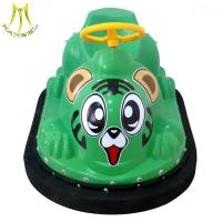 Wholesale Hansel playground equipment led light kids led light plastic toy bumper car from china suppliers