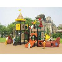 Wholesale Natural Luminous Style Plastic Outdoor Playground from china suppliers