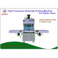 """Wholesale HF Semi Automatic Blister Pack Cutter Sealer With 5.8 """" Touch Screen from china suppliers"""