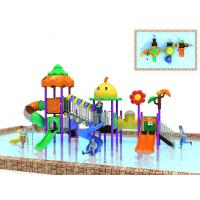Wholesale Kids Theme Aqua Playground Indoor Plastic Water House Size 1000*520*550cm from china suppliers