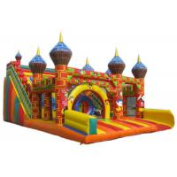 Wholesale Kids Amusement Park Mickey Mouse Jumping Castle Customized Size For Squares from china suppliers