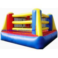 Wholesale Sports Game Inflatable Boxing Ring Rental For Playground / Party Event from china suppliers