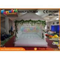 Wholesale White Jumper Inflatable Wedding Bouncy Castle With 1 Year Warranty from china suppliers