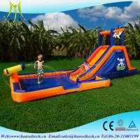 China Hansel best quality swimming pool tube slide for relax and rest on sale