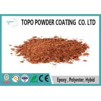 Wholesale Decorative Metal Surface Coating, RAL 1017 Color UV Resistant Powder Coating from china suppliers