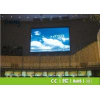 Wholesale High Resolution P6 LED Video Wall , Curved LED Display Screen For Shopping Plaza from china suppliers