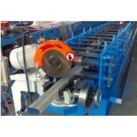 Wholesale Round / Square Water Downspout Roll Forming Machine With PLC Control System from china suppliers