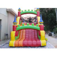 Quality Funny Sport Games Adult Inflatable Obstacle Course Challenge Bounce House for sale