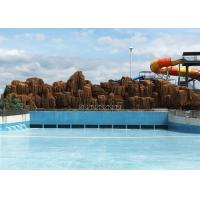 Wholesale Adult / Child Big Wave Pool Holiday Resort Equipment With Wave Machine Compressor from china suppliers