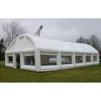 Wholesale Inflatable Marquee Tent, White PVC Tarpaulin Airtight Tent for outdoor activities, party  from china suppliers