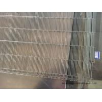 China Flat wire mesh conveyor belt,stainless 304 conveyor belt,wire mesh belt on sale