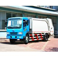 Buy cheap LHD / RHD Steering Garbage Truck With Compactor, 4x2 Refuse Compactor Truck from wholesalers